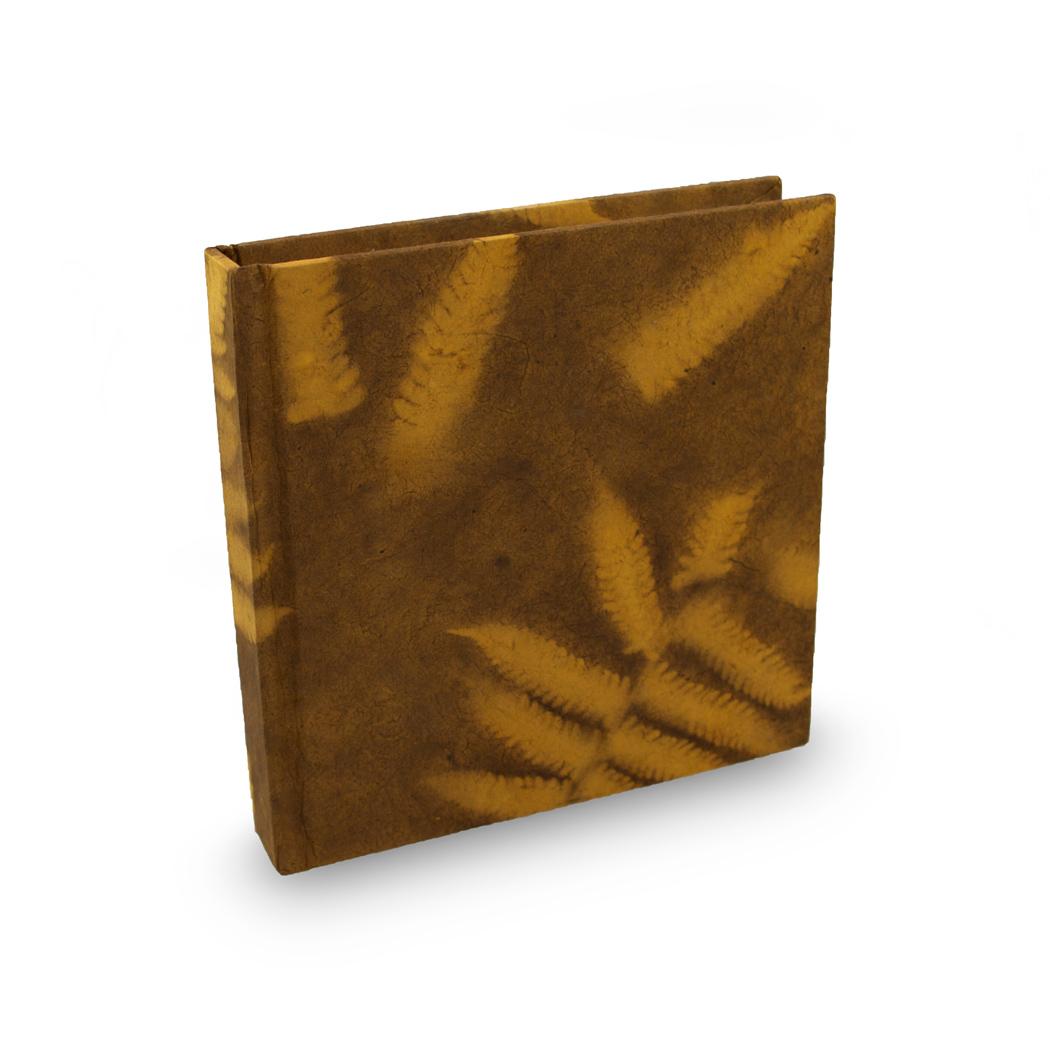 Eco Fern Leaf Journal