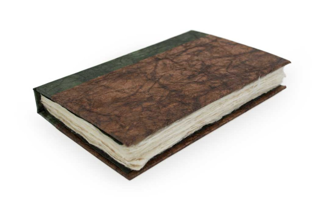 Nepali Eco Journal with Deckle Edge Paper by KMVCO