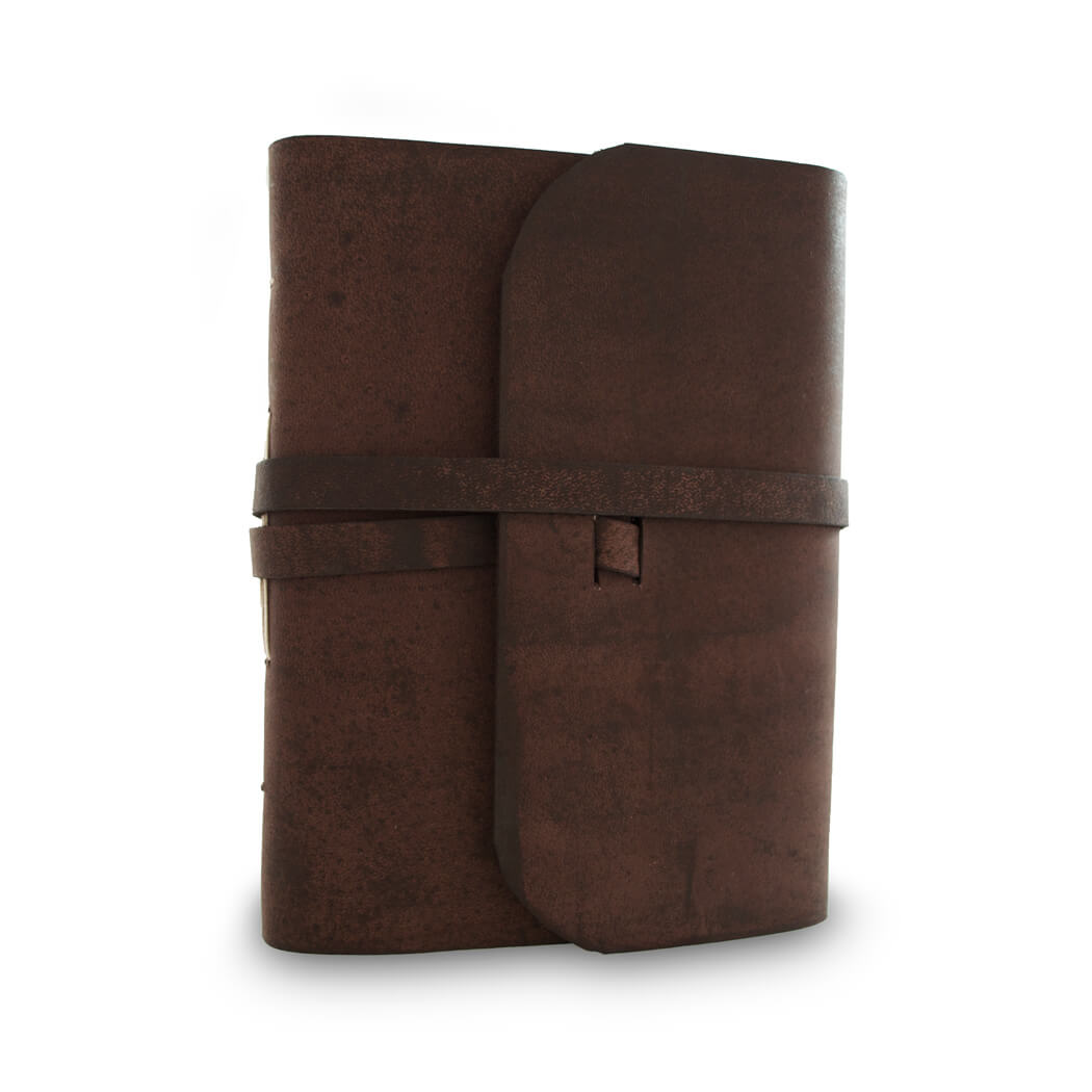 Everest Explorer Leather Journal