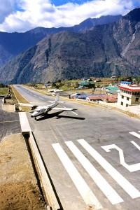 Lukla Airstrip Nepal