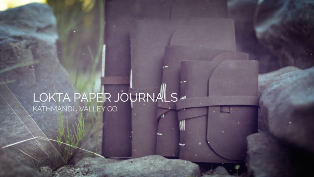 Everest Explorer Journals With Lokta Paper