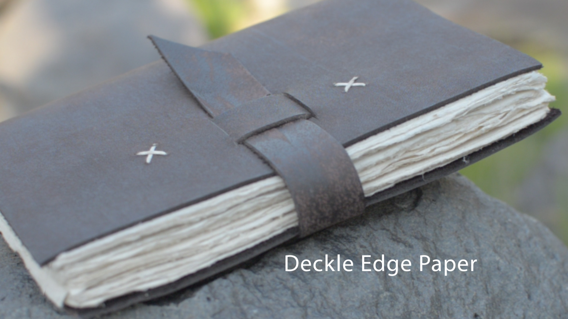 What is Deckle Edge Paper?