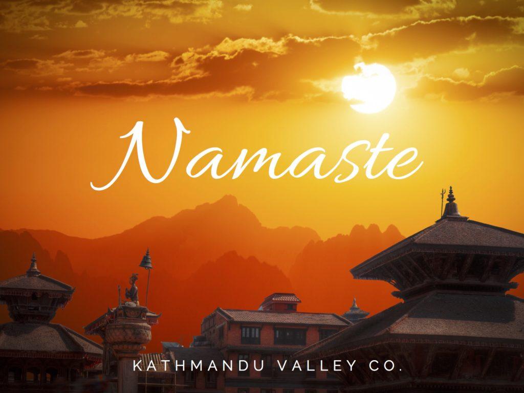 Namaste Handmade Journal by Kathmandu Valley Co