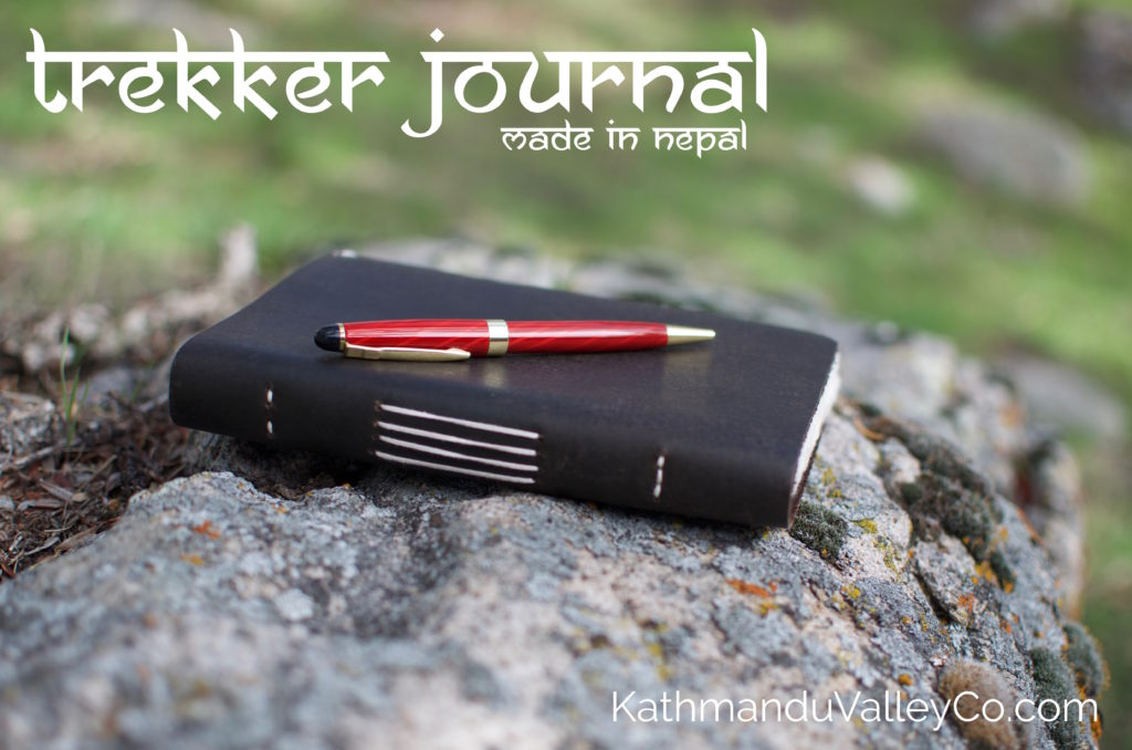 Lokta Paper Journal by Kathmandu Valley Co.