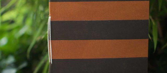Introducing the Nepali Trekker Tiger Stripe Journal