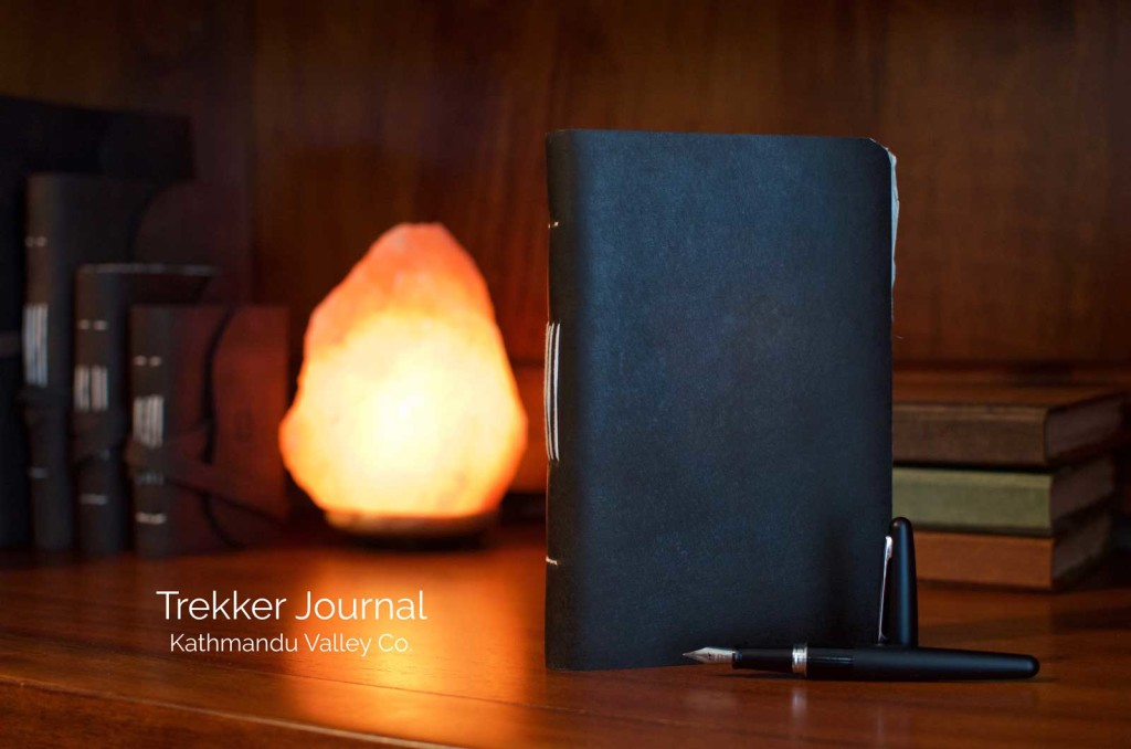 Nepali Trekker Journal Made in Nepal
