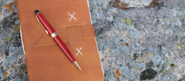 Introducing Caramel Vintage Leather Journals