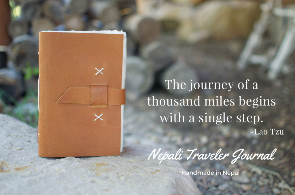 Journey of a Thousand Miles - Kathmandu Valley Co.