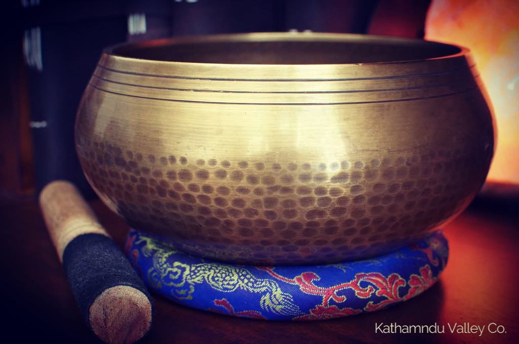 Himalayan - Tibetan Singing Bowl