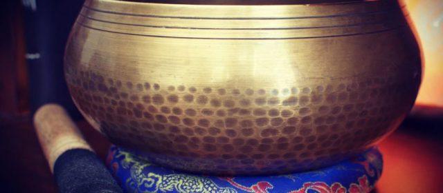 The Himalayan Singing Bowl
