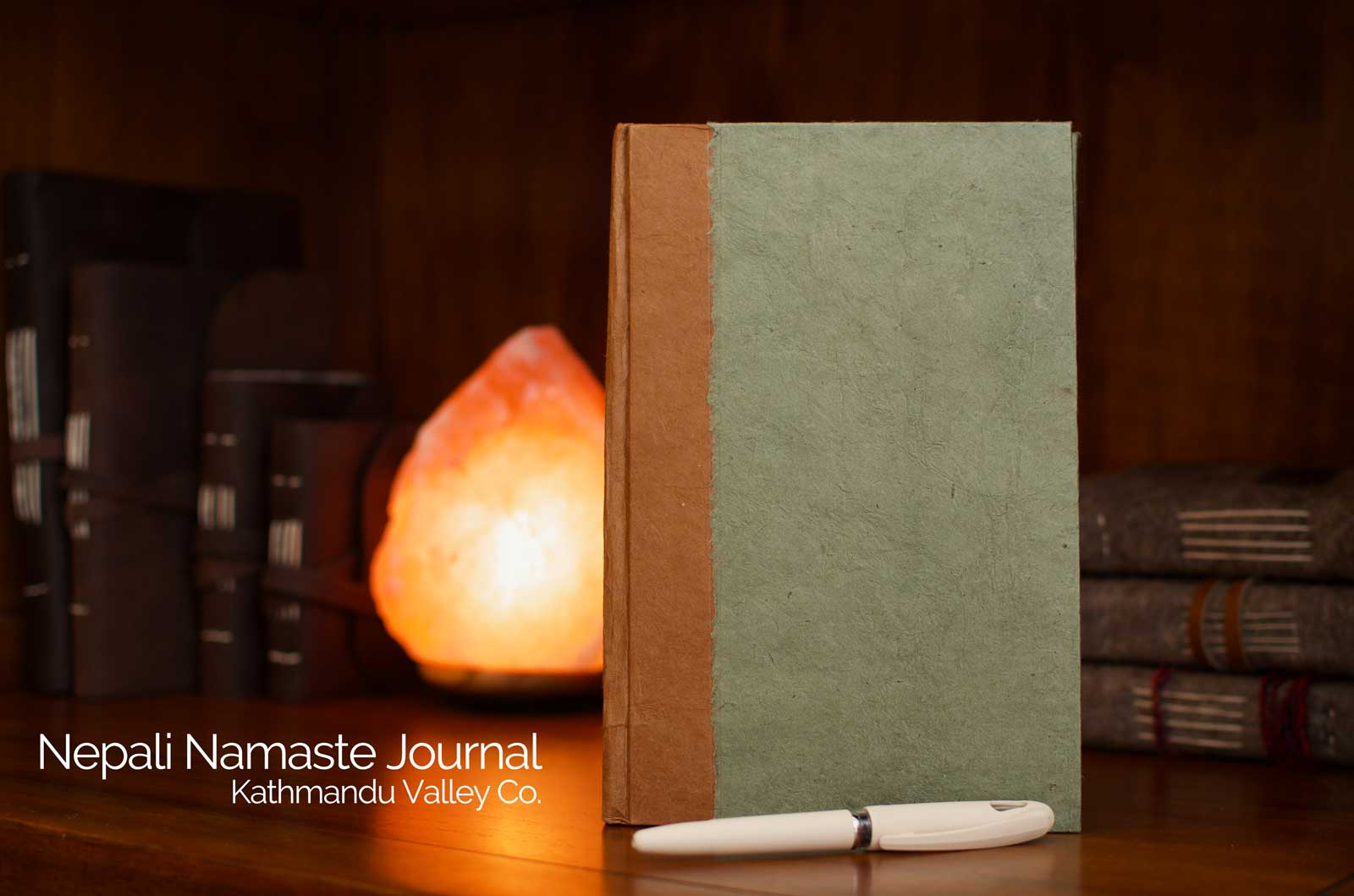 Introducing the Nepali Namaste 6×9 Inch Journal