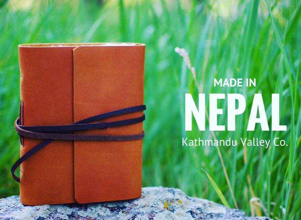 NEPALI PATHFINDER JOURNAL BY KATHMANDU VALLEY CO.
