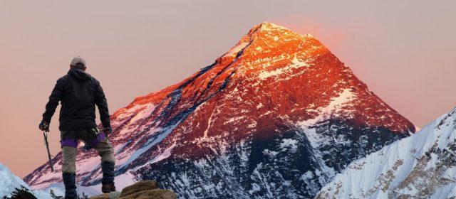 Trek the mountains of Khumbu, Nepal Home of the Sherpas