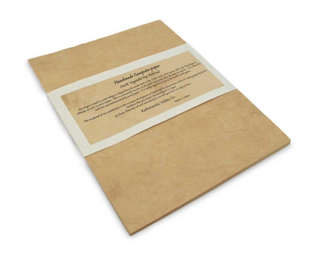 Belerica Natural Colored Printer Paper