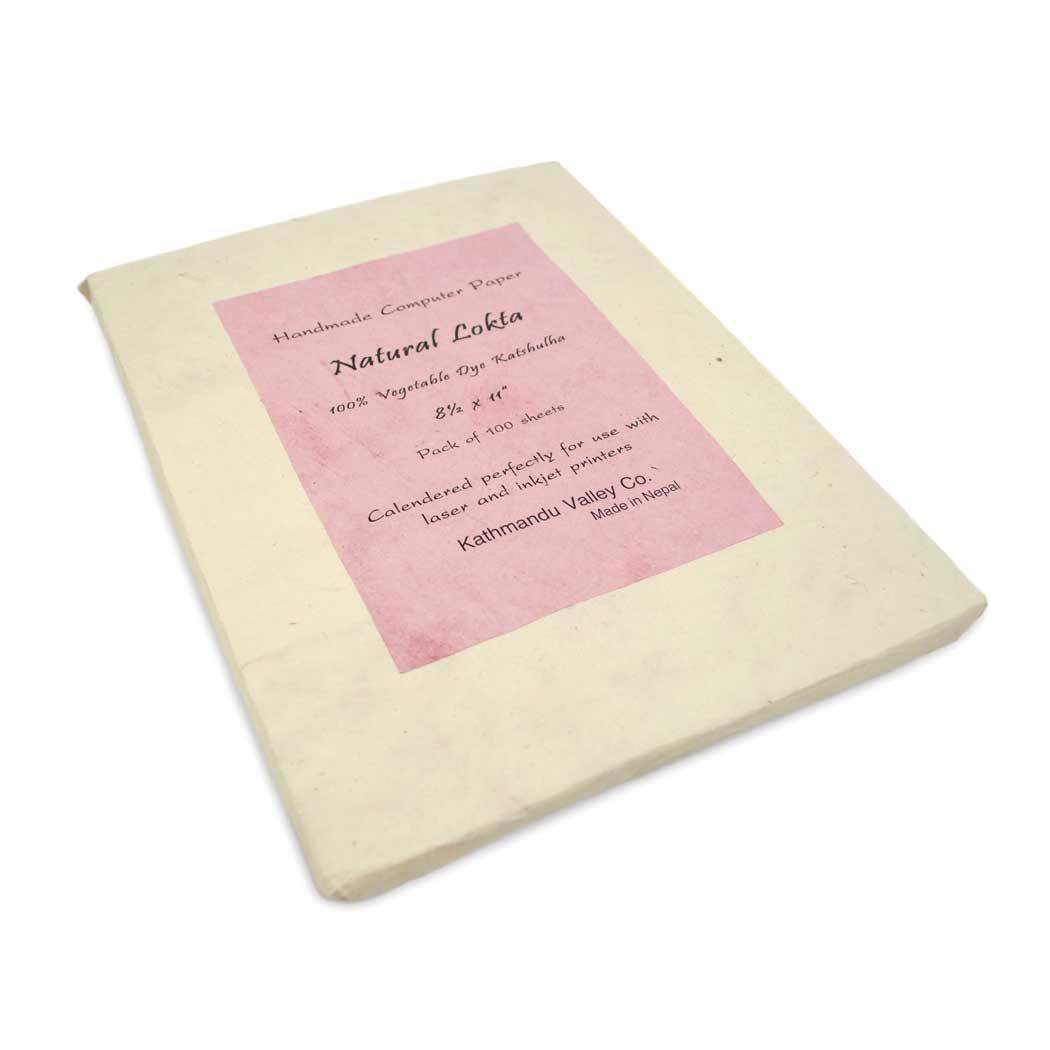 Handmade Printer Paper (Katshulha)