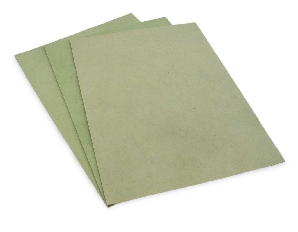 Sarne Leaf Vegetable-dyed Lokta Printer Paper