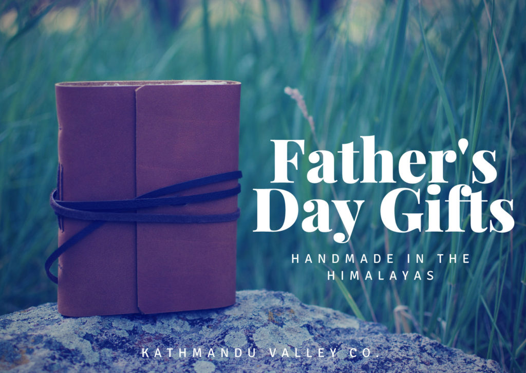 Father's Day Gifts - Leather Bound Journals