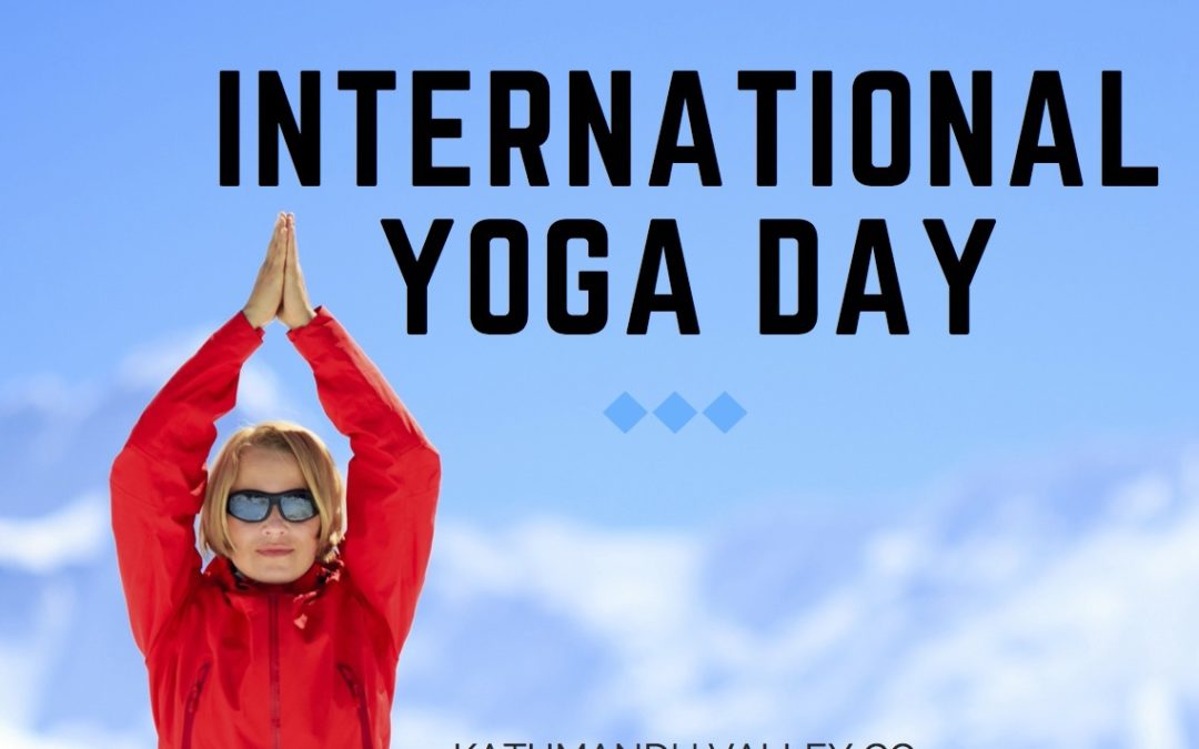 Keep it Cool on International Yoga Day