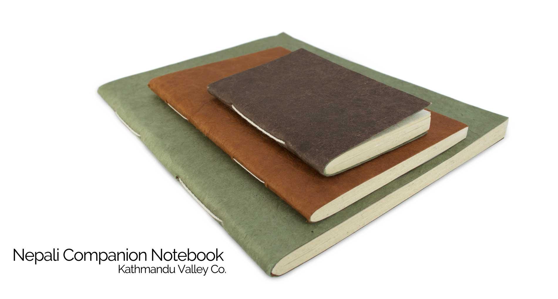 Nepali Companion Notebook Kathmandu Valley Co