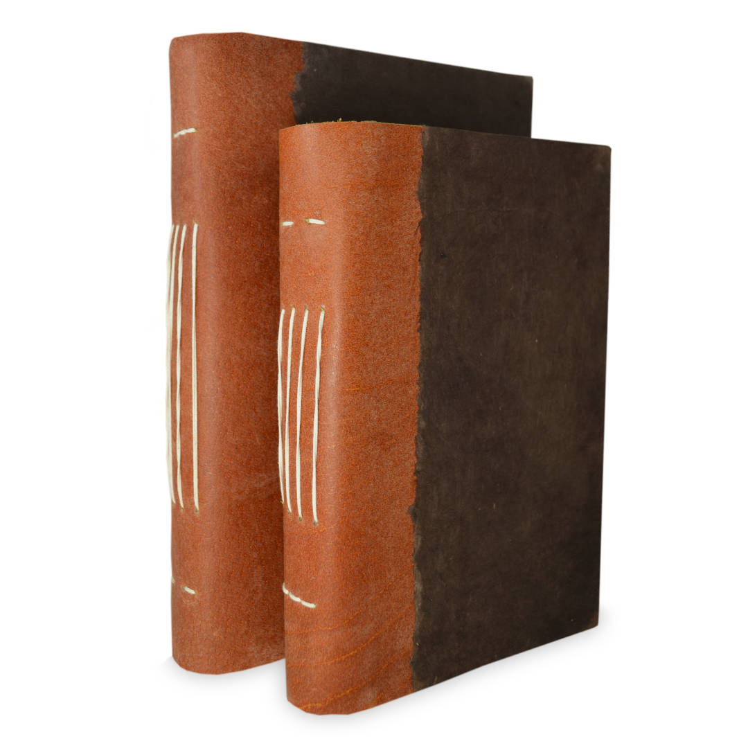 Nepali Collector Leather Journal