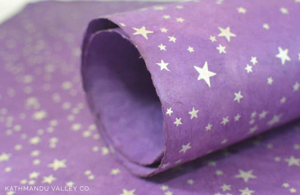 Natural Lokta Wrapping Paper