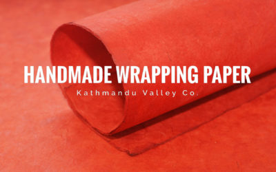 Vintage Wrapping Paper in Time for the Holidays & Special Occasions