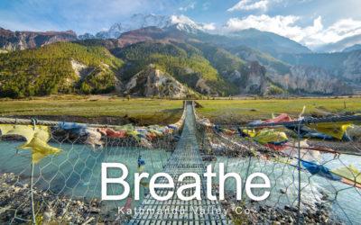 Breath is the Bridge