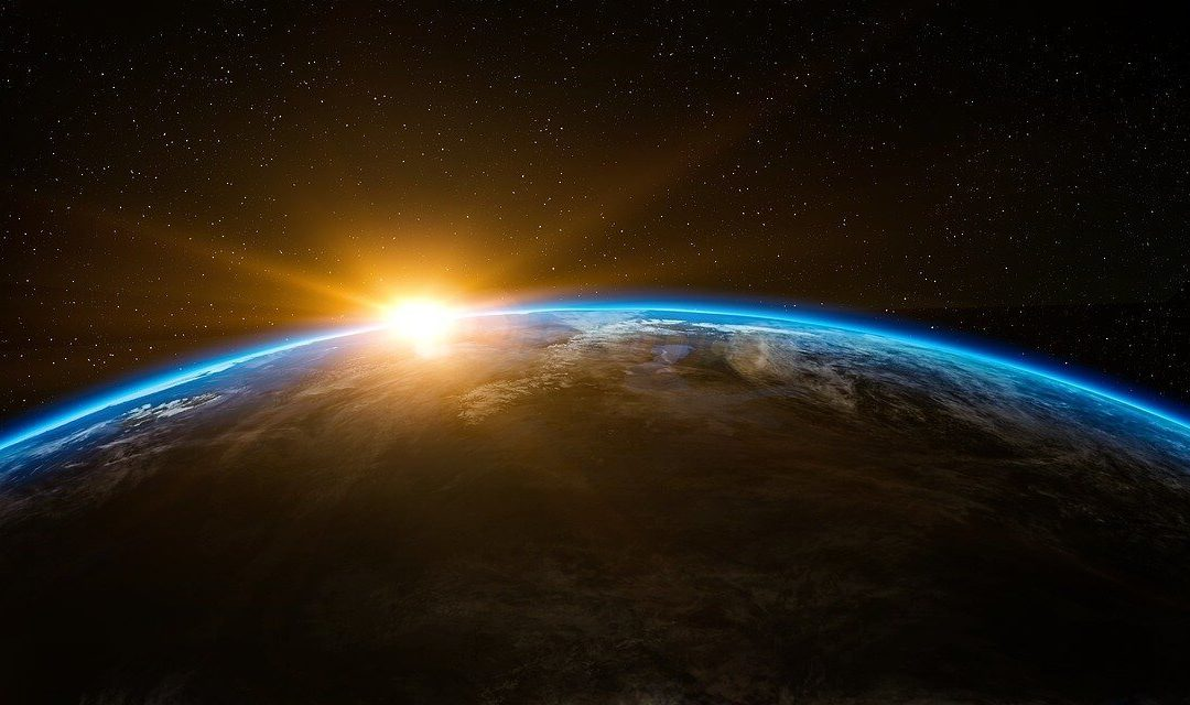 A Good Planet Is Hard to Find – Happy Earth Day!